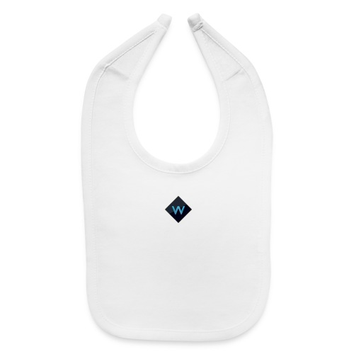White_Sparclz Gaming CHANEL LOGO 22 - Baby Bib