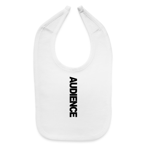 Audience iphone vertical - Baby Bib