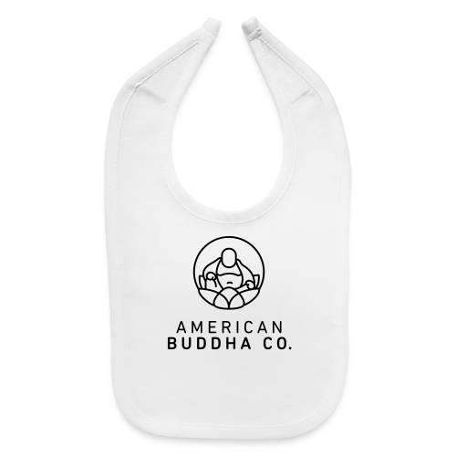 AMERICAN BUDDHA CO. ORIGINAL - Baby Bib