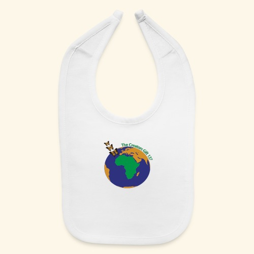 The CG137 logo - Baby Bib