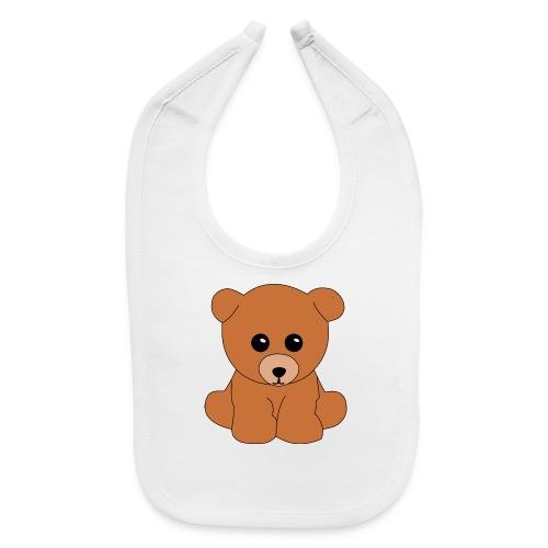 Teddy bear - Baby Bib