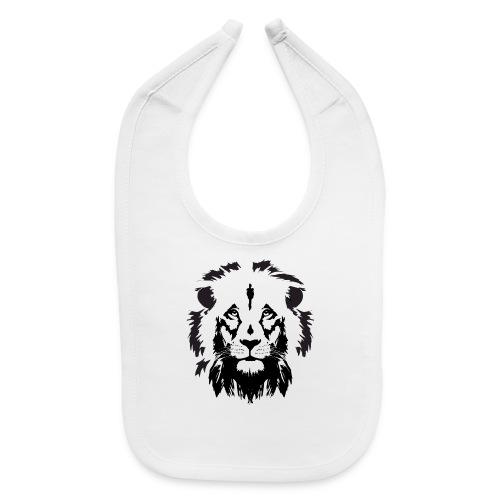 Lion head - Baby Bib