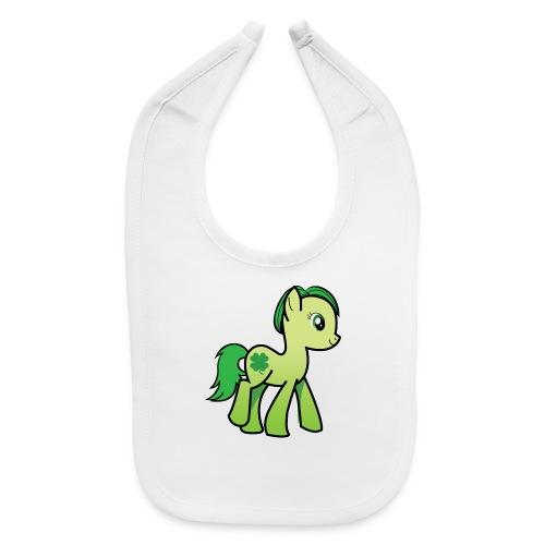Irish Pony 2 - Baby Bib