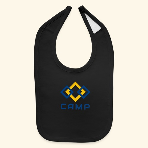 CAMP LOGO and products - Baby Bib
