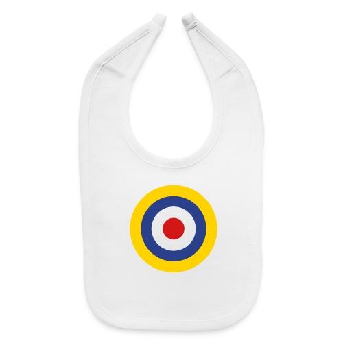 UK Symbol - Axis & Allies - Baby Bib