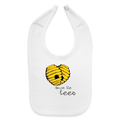 Save the Bees - Baby Bib
