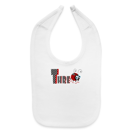 3nd Year Family Ladybug T-Shirts Gifts Daughter - Baby Bib