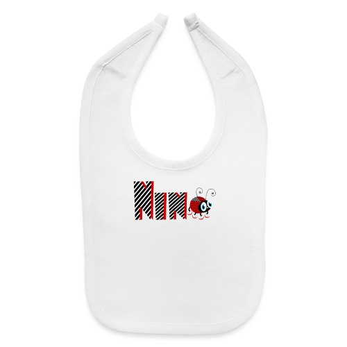 9nd Year Family Ladybug T-Shirts Gifts Daughter - Baby Bib