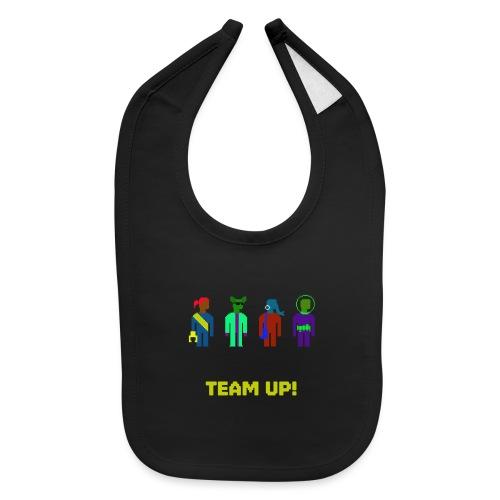 Spaceteam Team Up! - Baby Bib