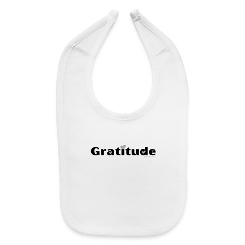 Gratitude - Baby Bib