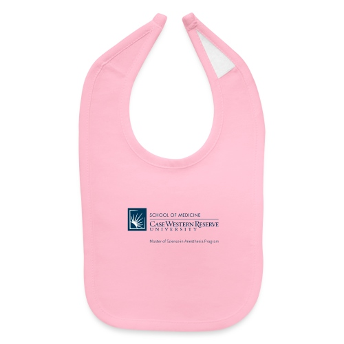 Master of Science in Anesthesia - Baby Bib