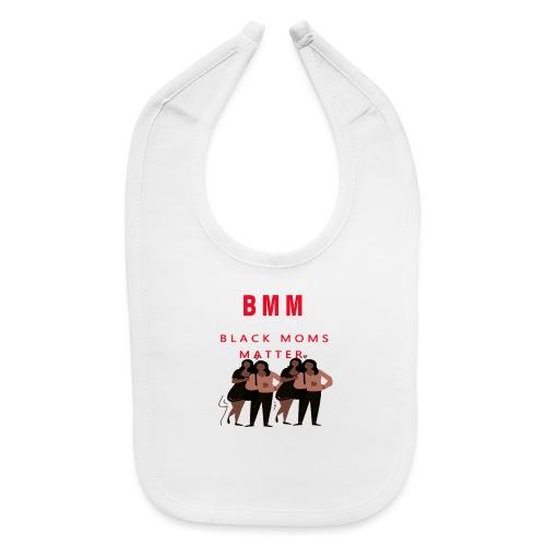 BMM 2 Brown red - Baby Bib
