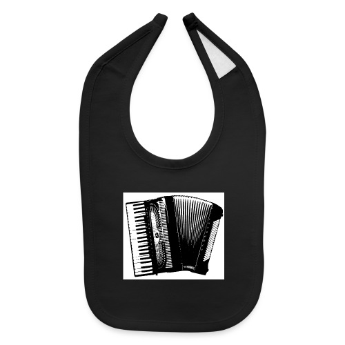 Accordian - Baby Bib