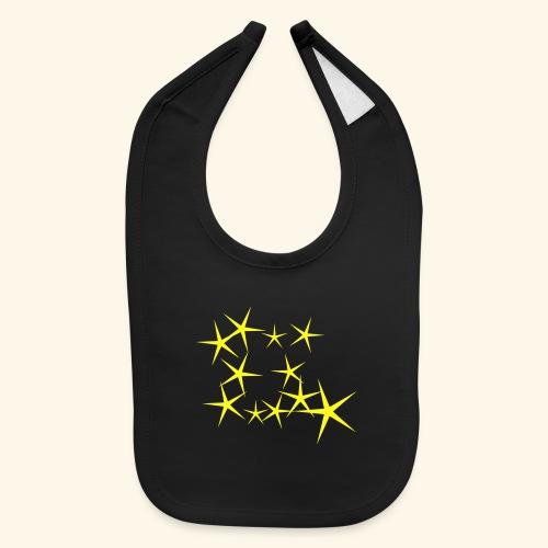 bright stars - Baby Bib