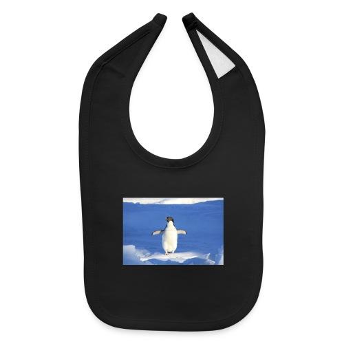 Mr. Penguin - Baby Bib