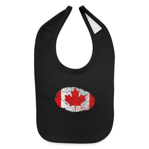 Canadian Identity - Baby Bib