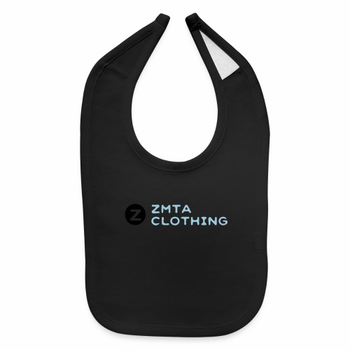ZMTA logo products - Baby Bib