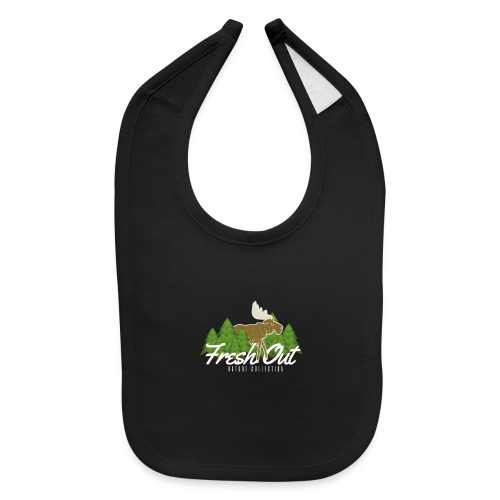 Fresh Out Nature Collection - Baby Bib