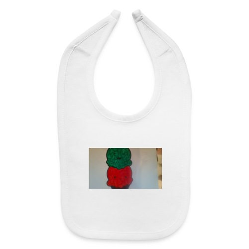 Ice cream t-shirt - Baby Bib