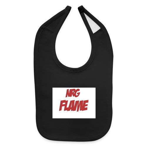 Flame For KIds - Baby Bib