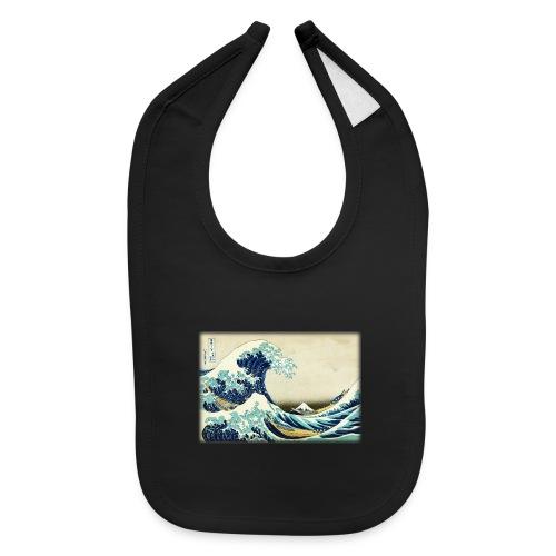 Great Wave off Kanagawa - Baby Bib