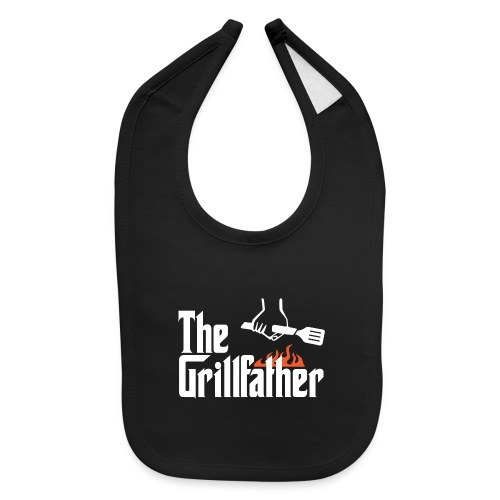 The Grillfather - Baby Bib