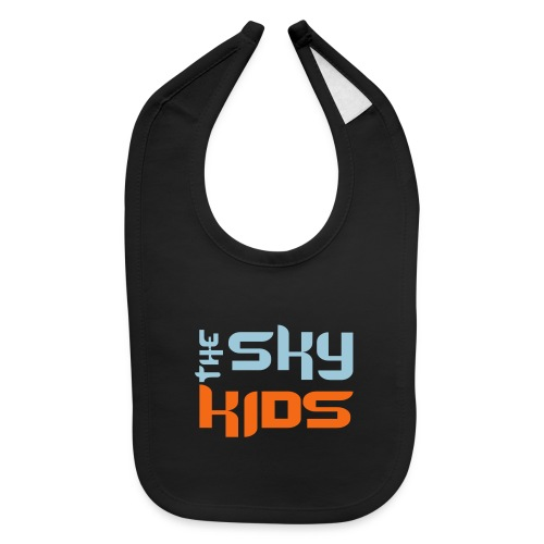 Sky Kids Logo - Baby Bib