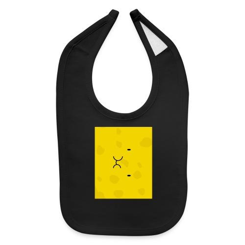 Spongy Case 5x4 - Baby Bib