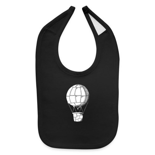 lead balloon - Baby Bib
