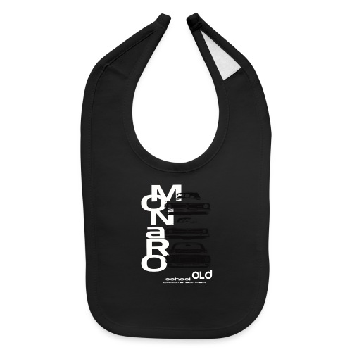 monaro over - Baby Bib