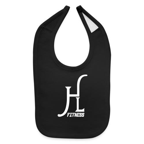HLF Vector WHT - Baby Bib