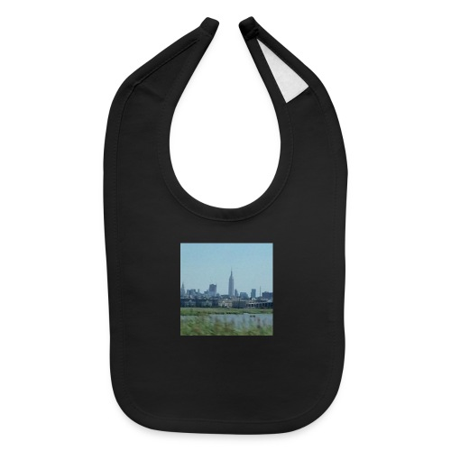 New York - Baby Bib