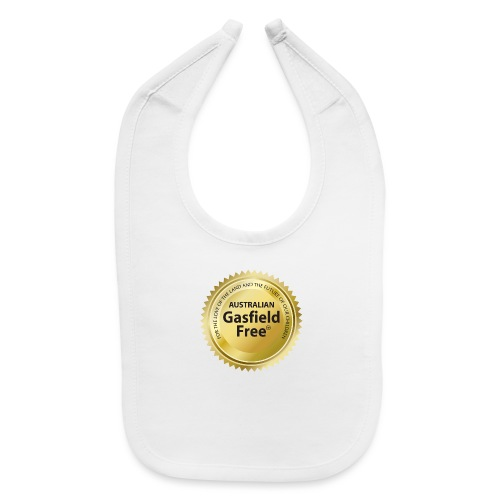 AGF Organic T Shirt - Traditional - Baby Bib
