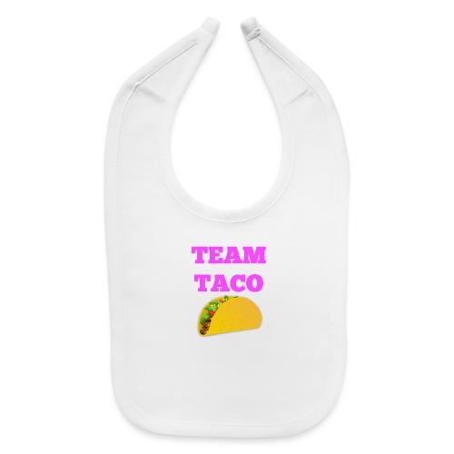 TEAMTACO - Baby Bib