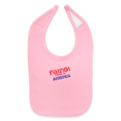 Patriot mug - Baby Bib