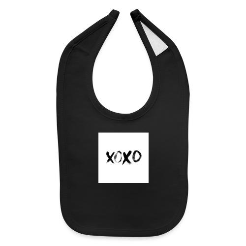 xoxo - Baby Bib