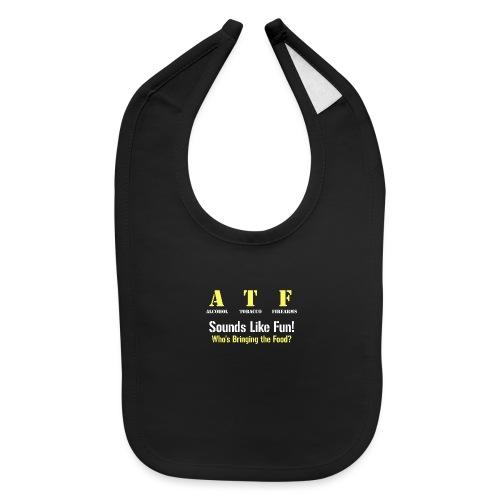 ATF Shirt - Baby Bib