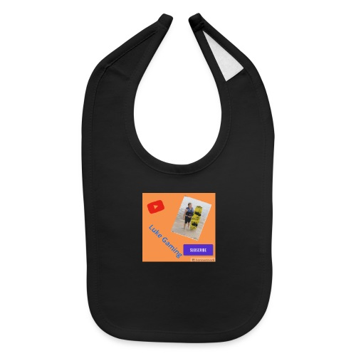 Luke Gaming T-Shirt - Baby Bib