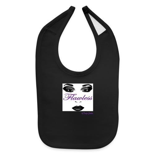 FLAWLESS PURPLE - Baby Bib