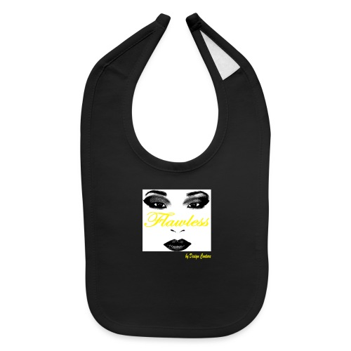 FLAWLESS YELLOW - Baby Bib