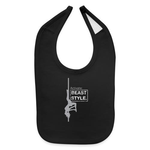 Activate: Beast Style - Baby Bib