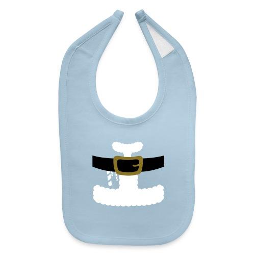 SANTA CLAUS SUIT - Men's Polo Shirt - Baby Bib