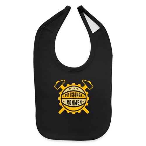Pittsburgh Ironmen - Baby Bib