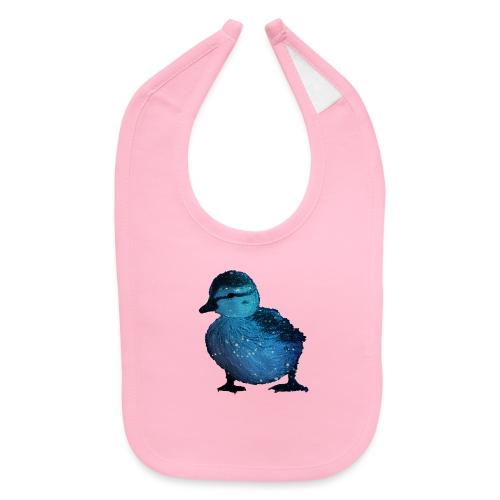 Galaxy Duckling - Baby Bib