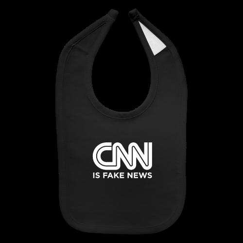 CNN Is Fake News - Baby Bib
