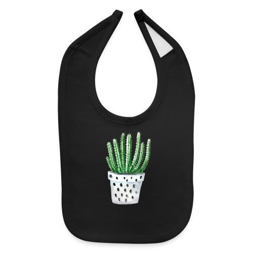 Cactus - Baby Bib