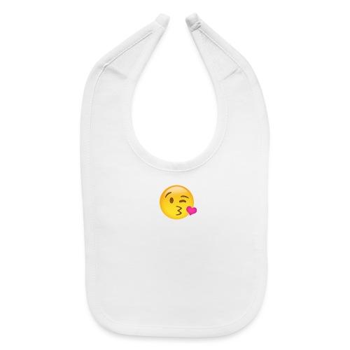 Sending Love - Baby Bib