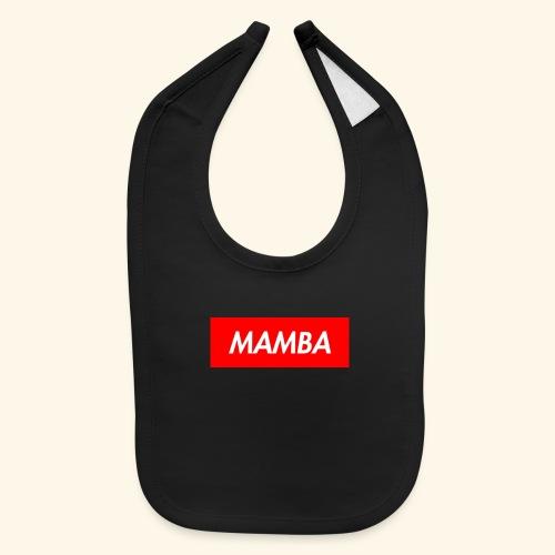 Supreme Mamba - Baby Bib