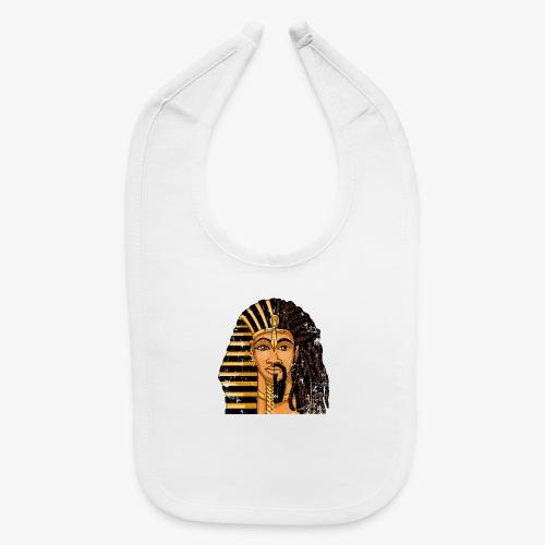 Pharaoh Egypt Love - Baby Bib