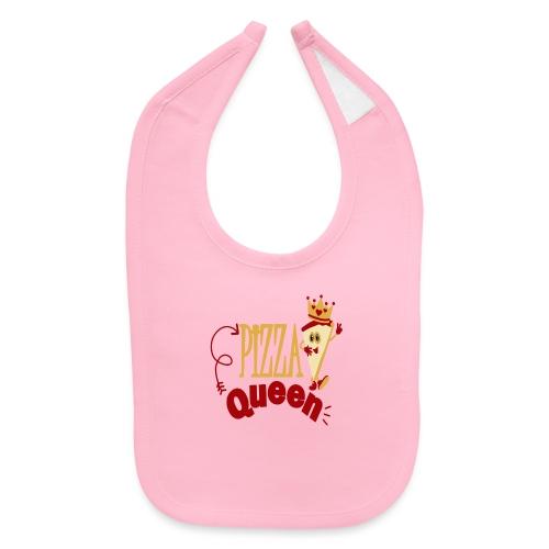 Pizza Queen - Baby Bib